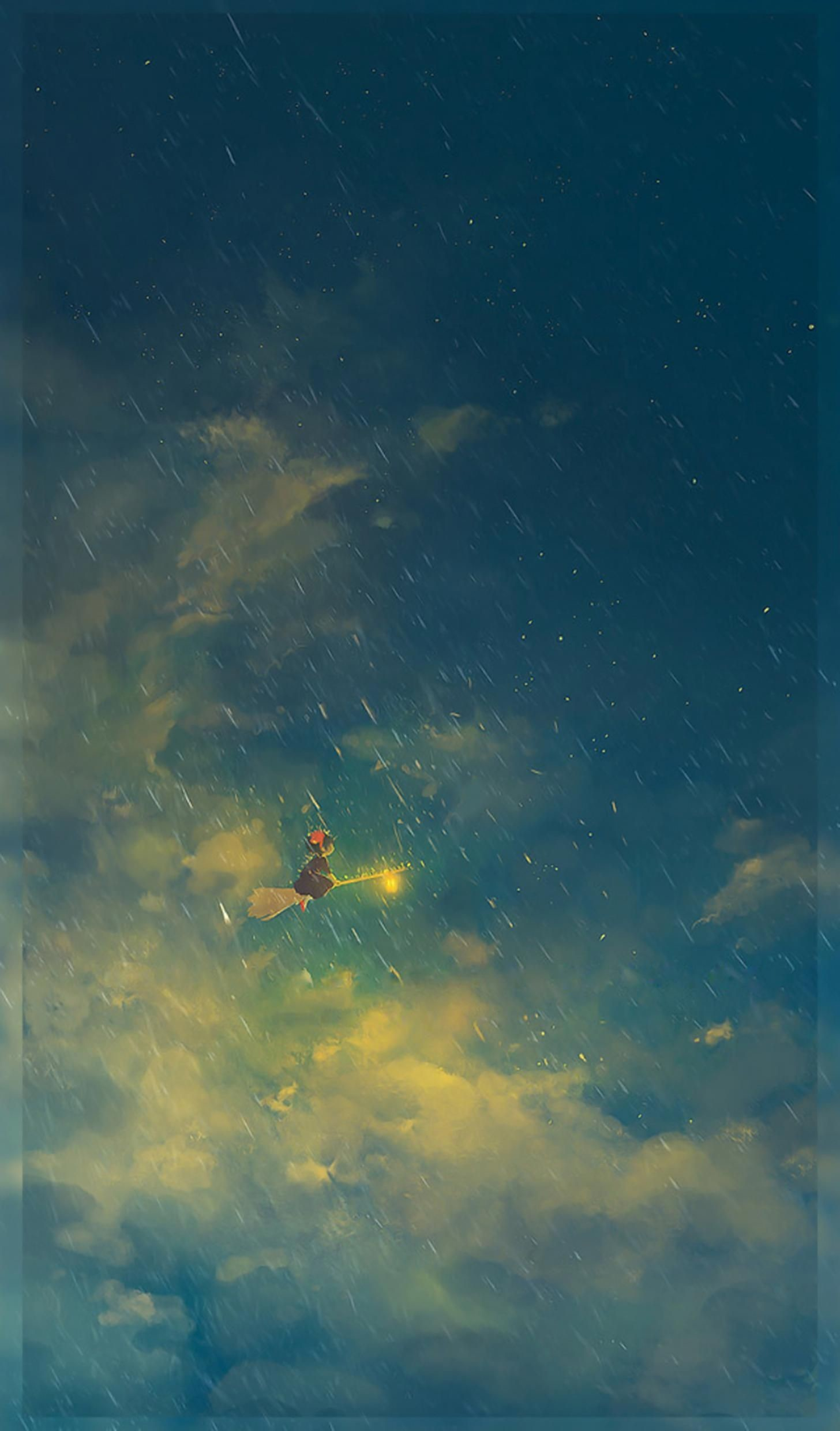 Studio Ghibli Lockscreen Posted By Christopher Anderson