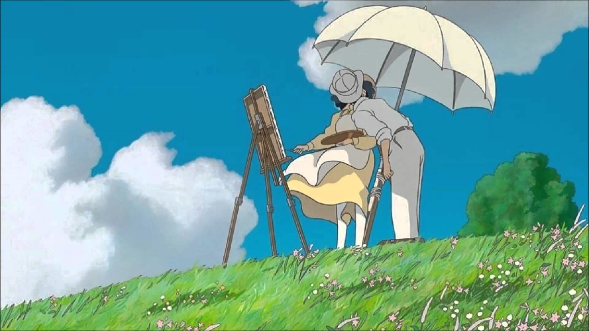 Studio Ghibli Wallpaper 1080p Posted By Christopher Tremblay