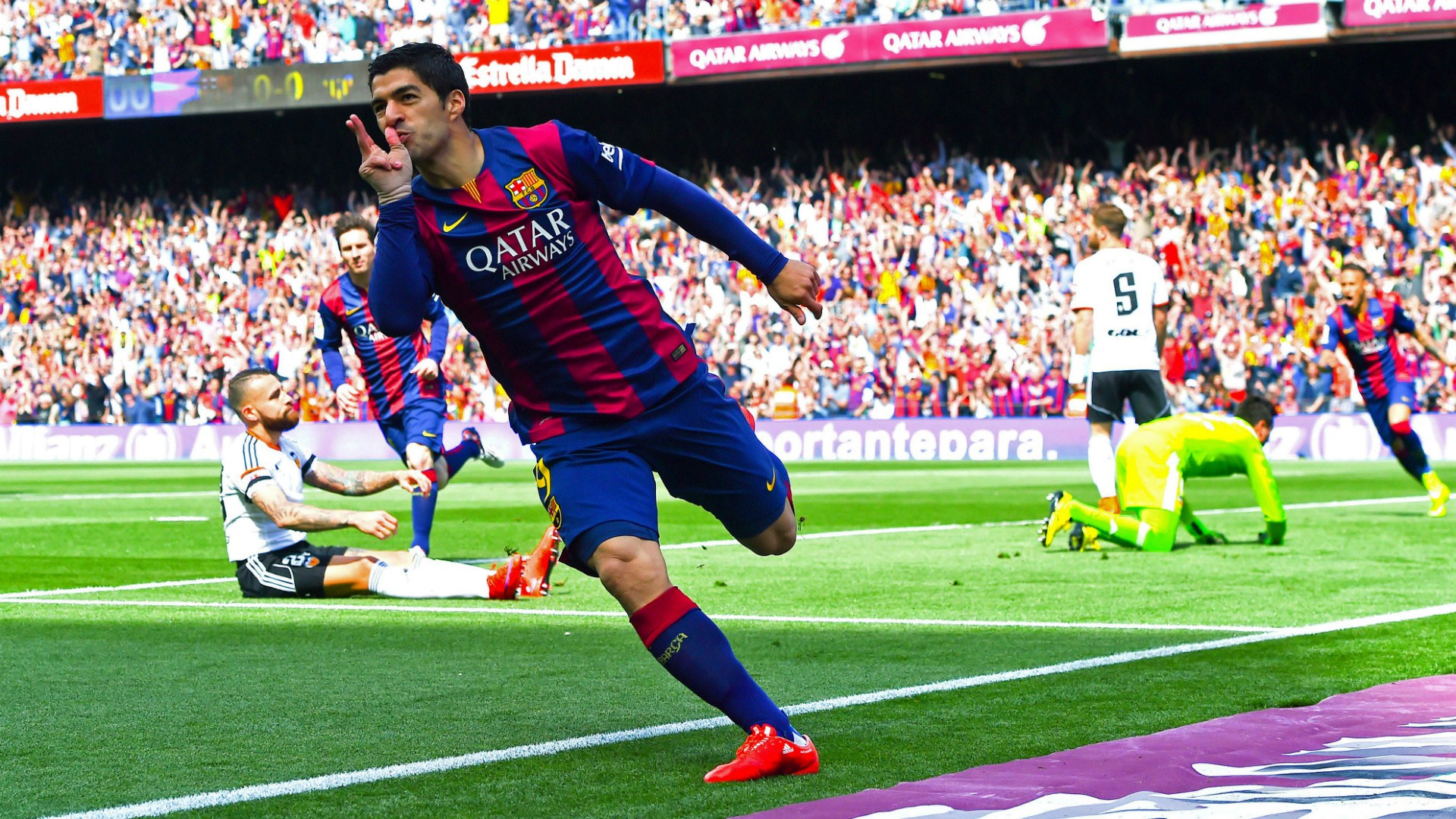 suarez fc barcelona wallpapers posted by ethan thompson suarez fc barcelona wallpapers posted