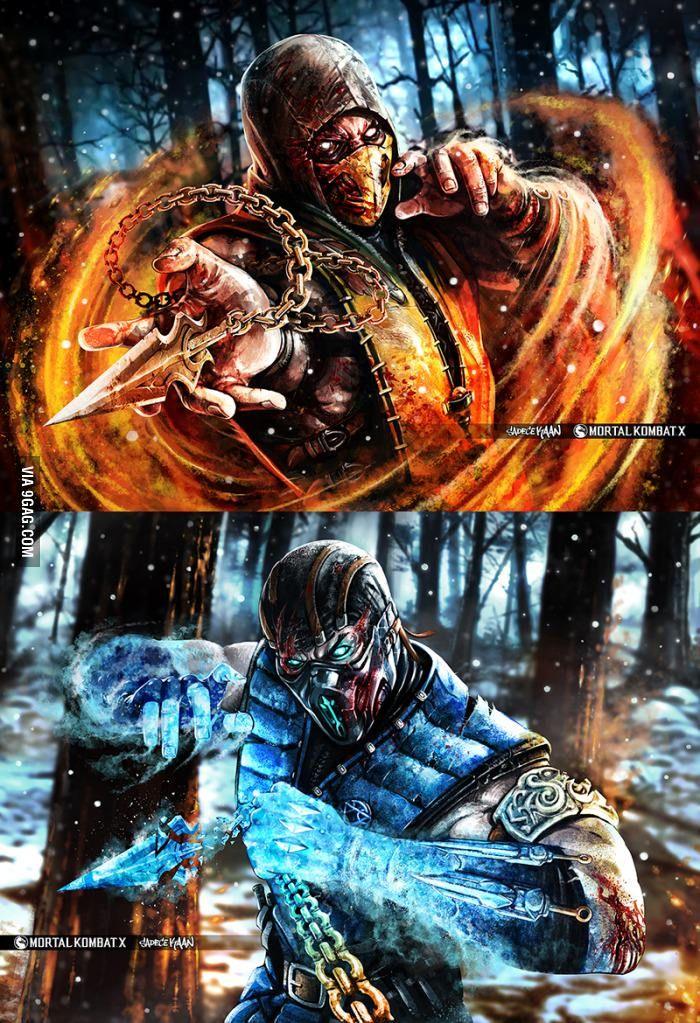 Sub Zero Mortal Kombat Wallpapers Posted By Ryan Tremblay