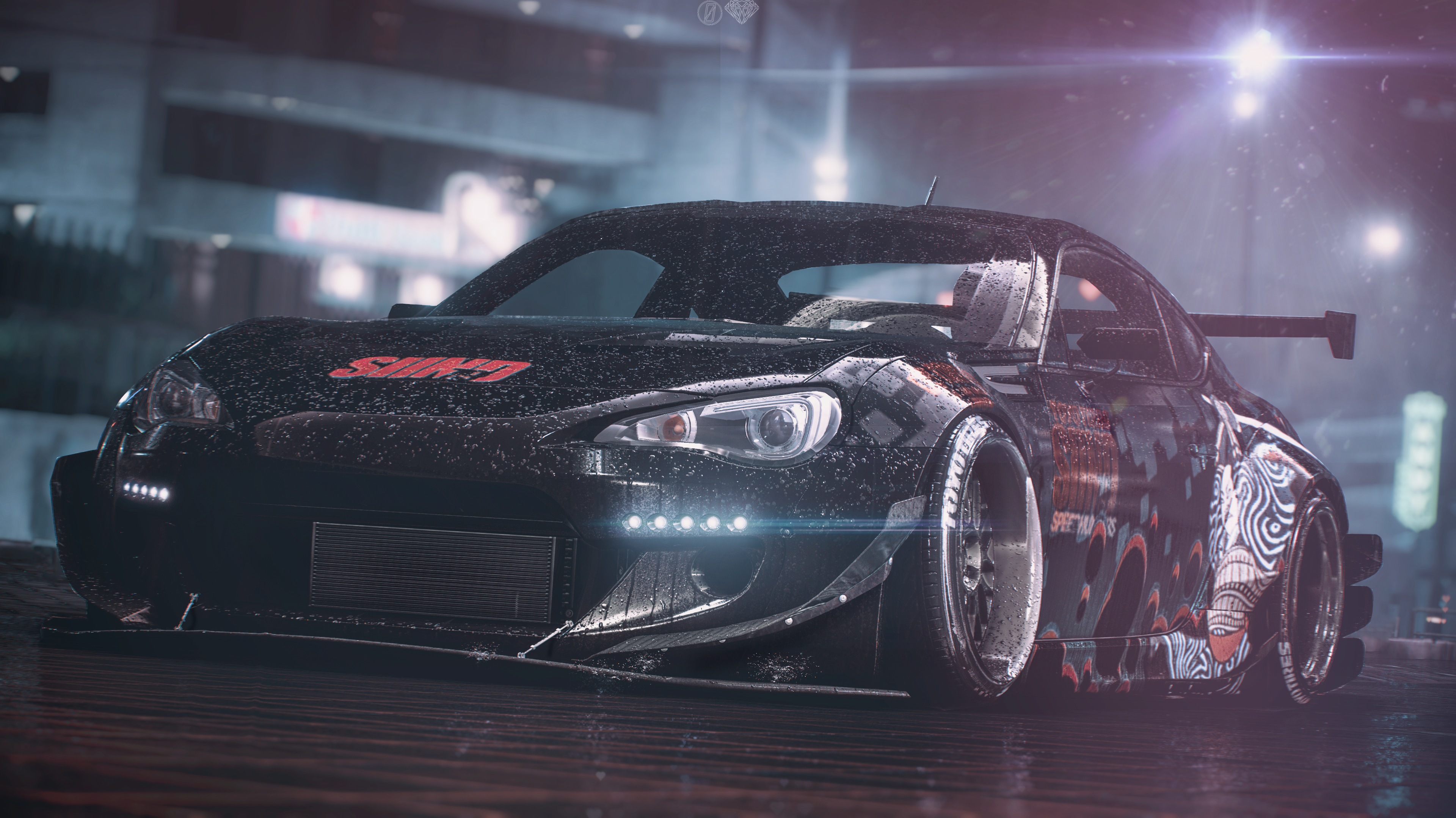 Subaru Brz Rocket Bunny Wallpaper Posted By Christopher Peltier