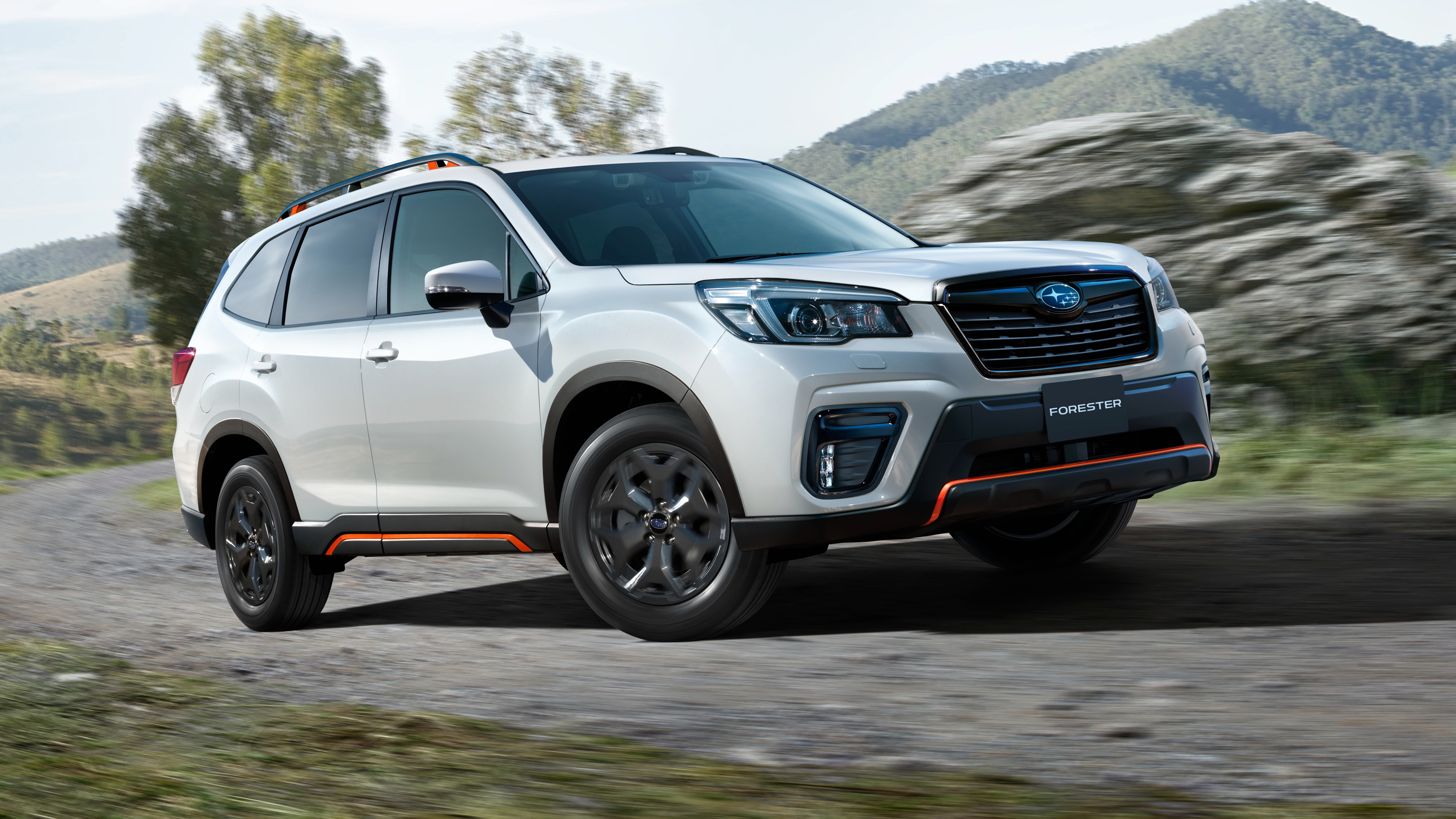Subaru Forester Wallpapers Posted By Michelle Johnson