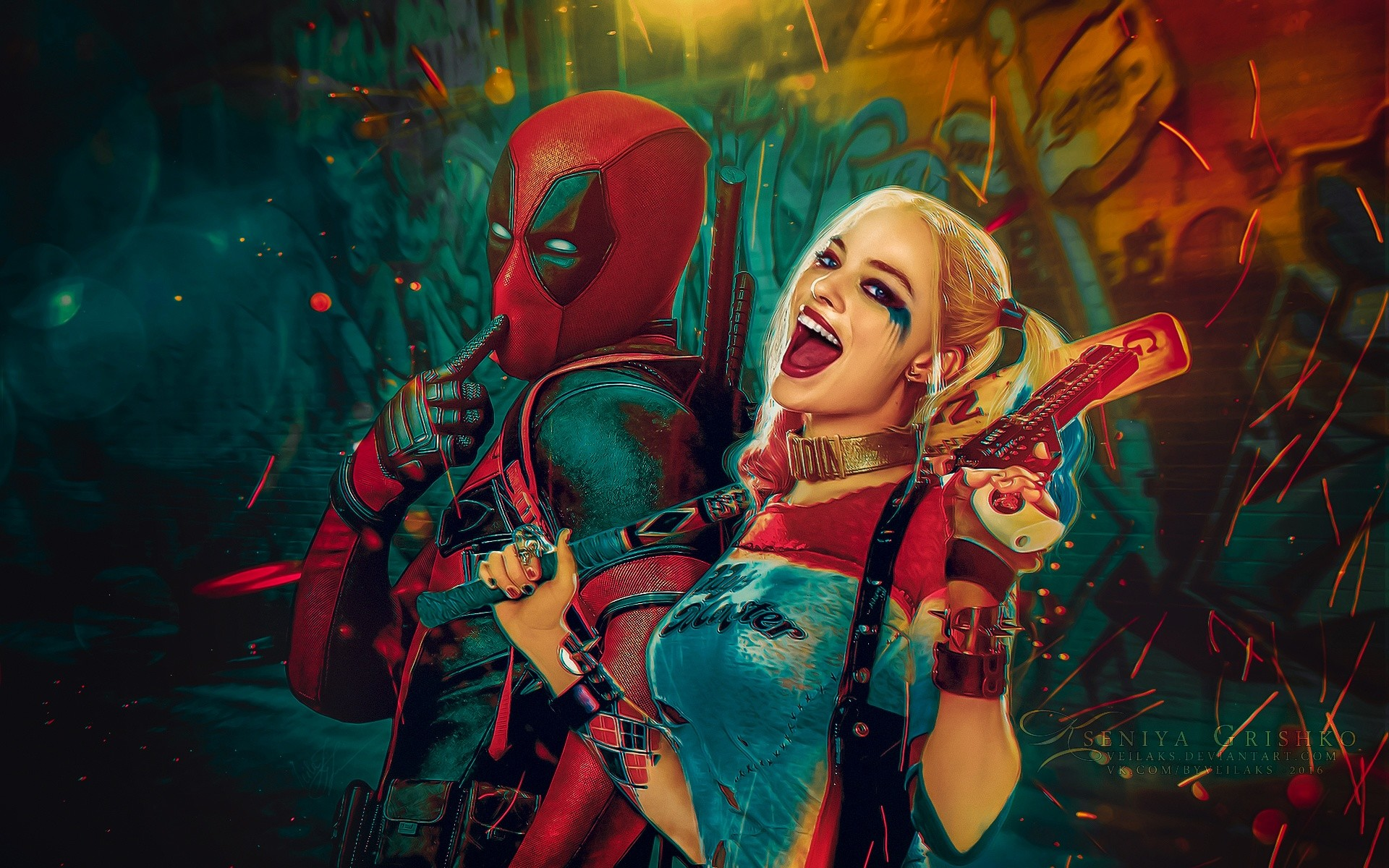 Harley Quinn Suicide Squad Wallpapers 72+ images
