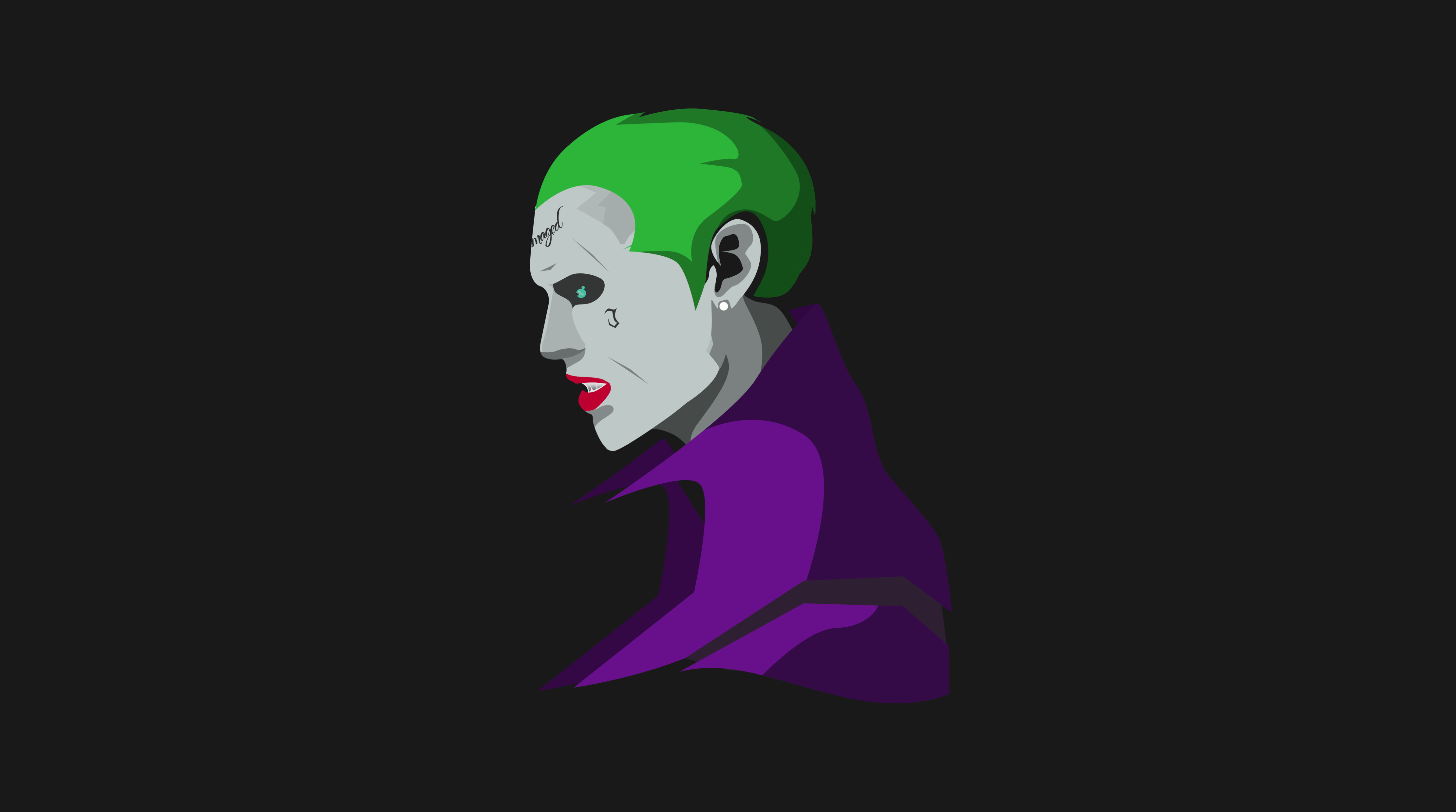 Suicide Squad Joker Wallpaper Posted By Ethan Walker