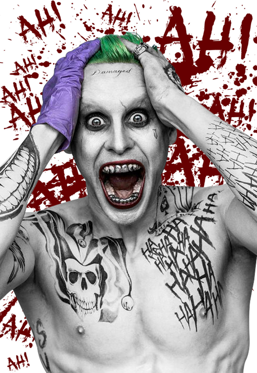 Suicide Squad Wallpaper Joker Posted By John Sellers