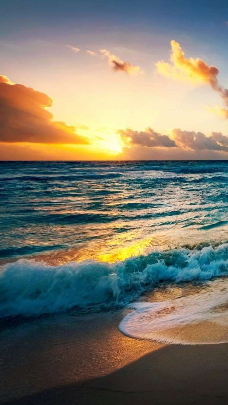 Sunrise Beach Wallpapers Posted By Sarah Peltier