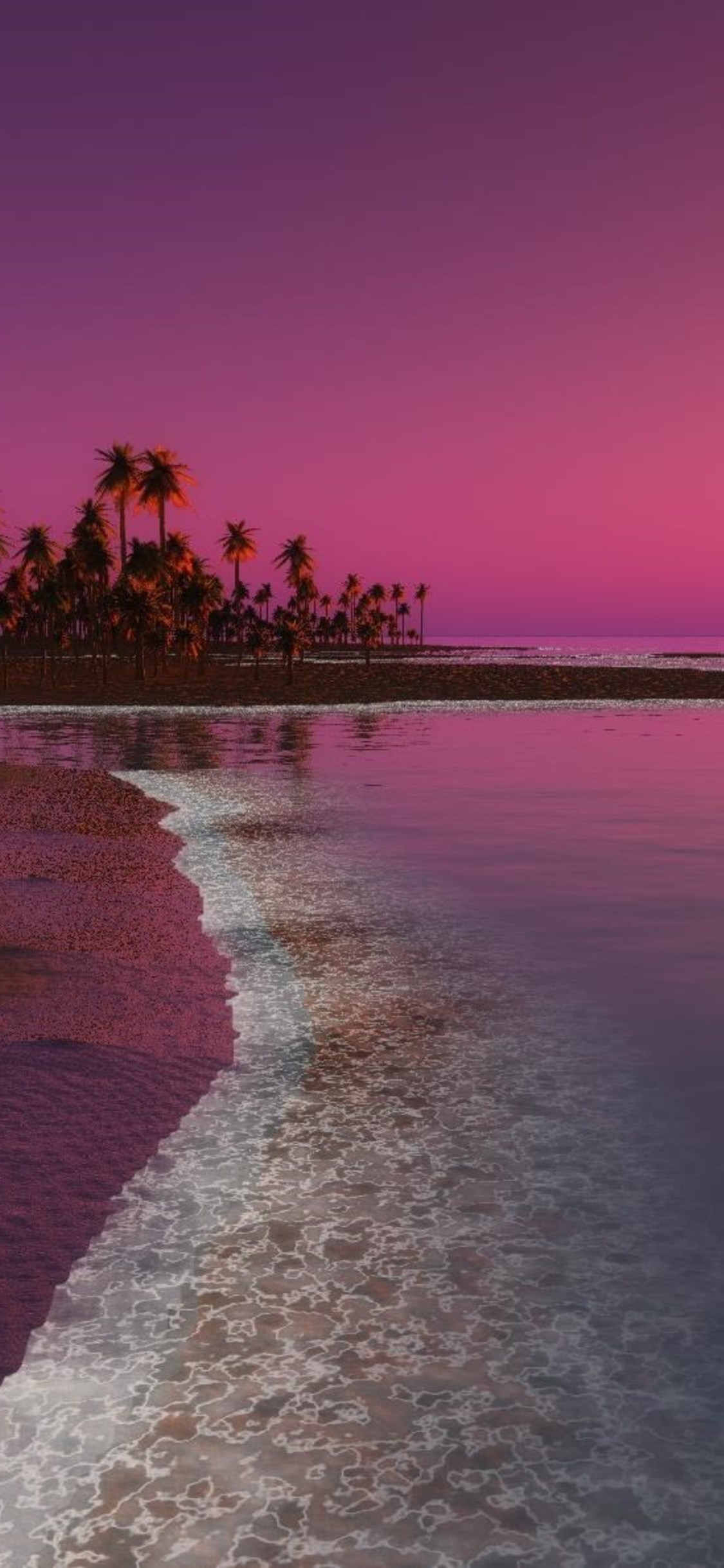 Sunset Beach Wallpaper Posted By Zoey Anderson