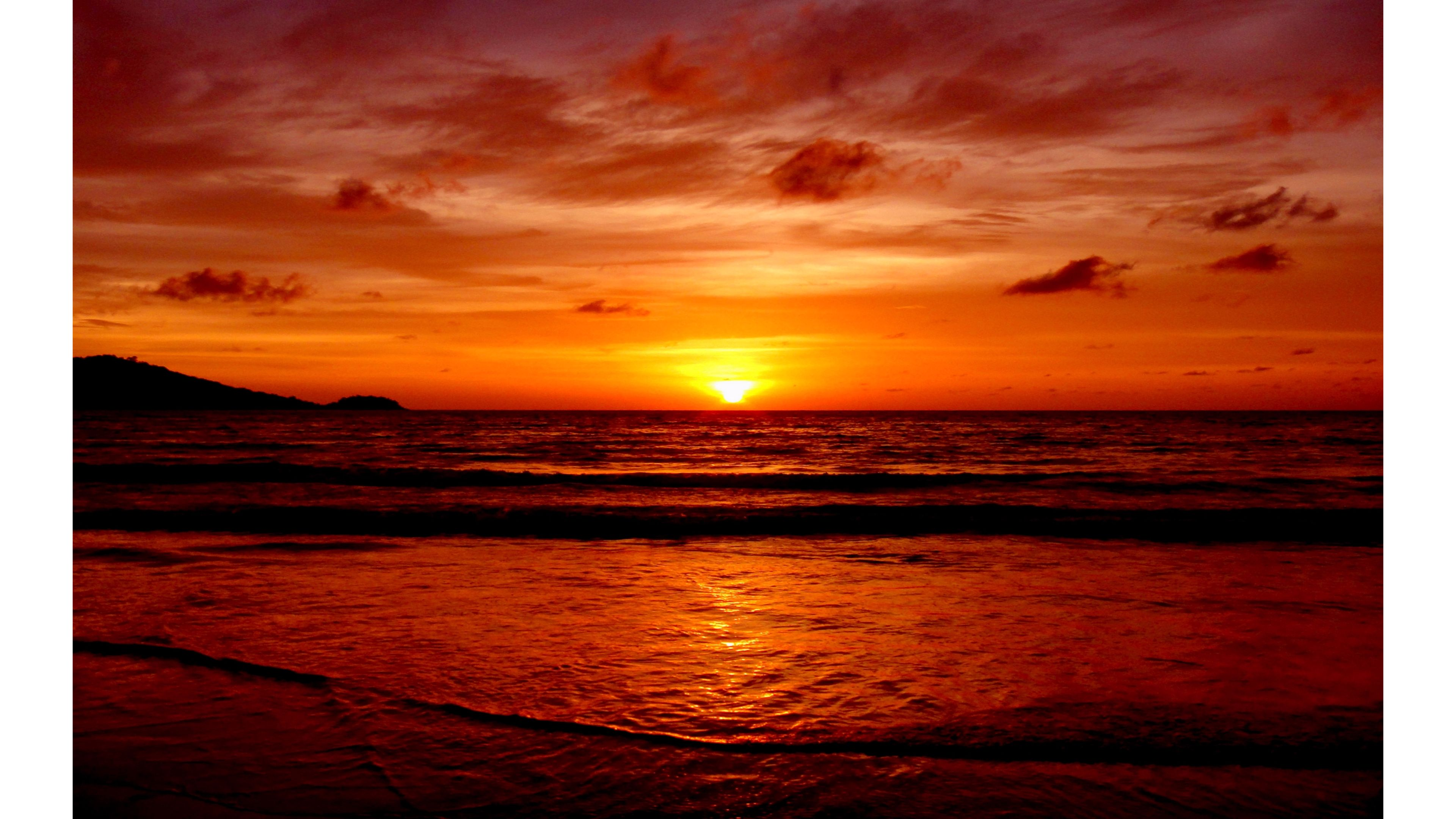 Sunset Wallpaper 4k Posted By Samantha Walker