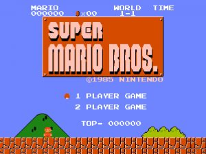 Super Mario Bros Background Posted By Michelle Tremblay