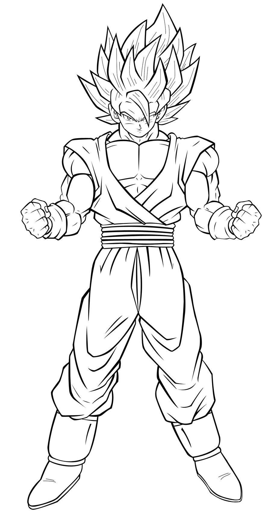 Super Saiyan Rose Drawing Posted By John Thompson