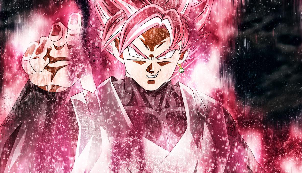 Super Saiyan Rose Wallpaper Posted By Zoey Mercado