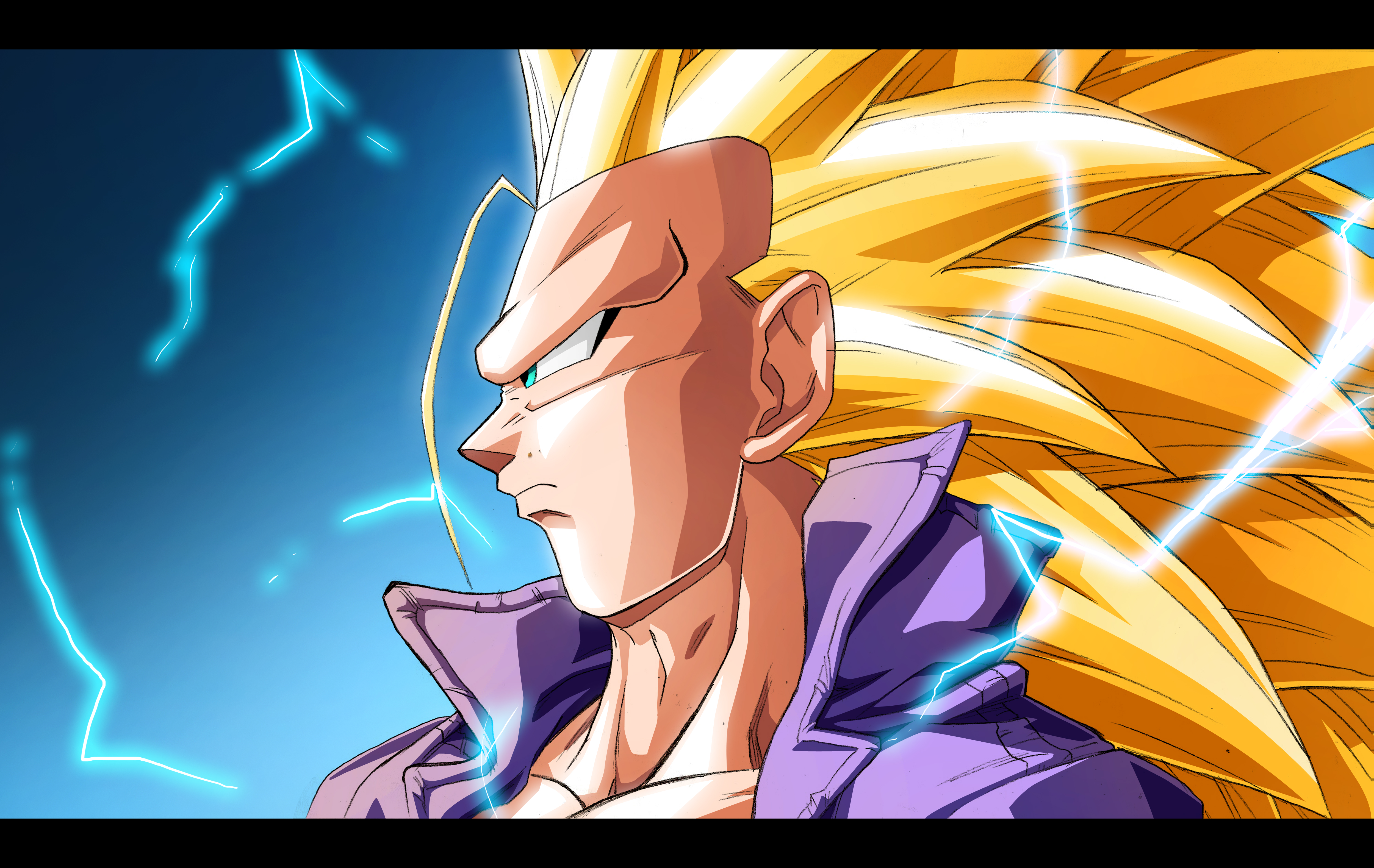 Super Saiyan Trunks Wallpaper Posted By Ethan Johnson