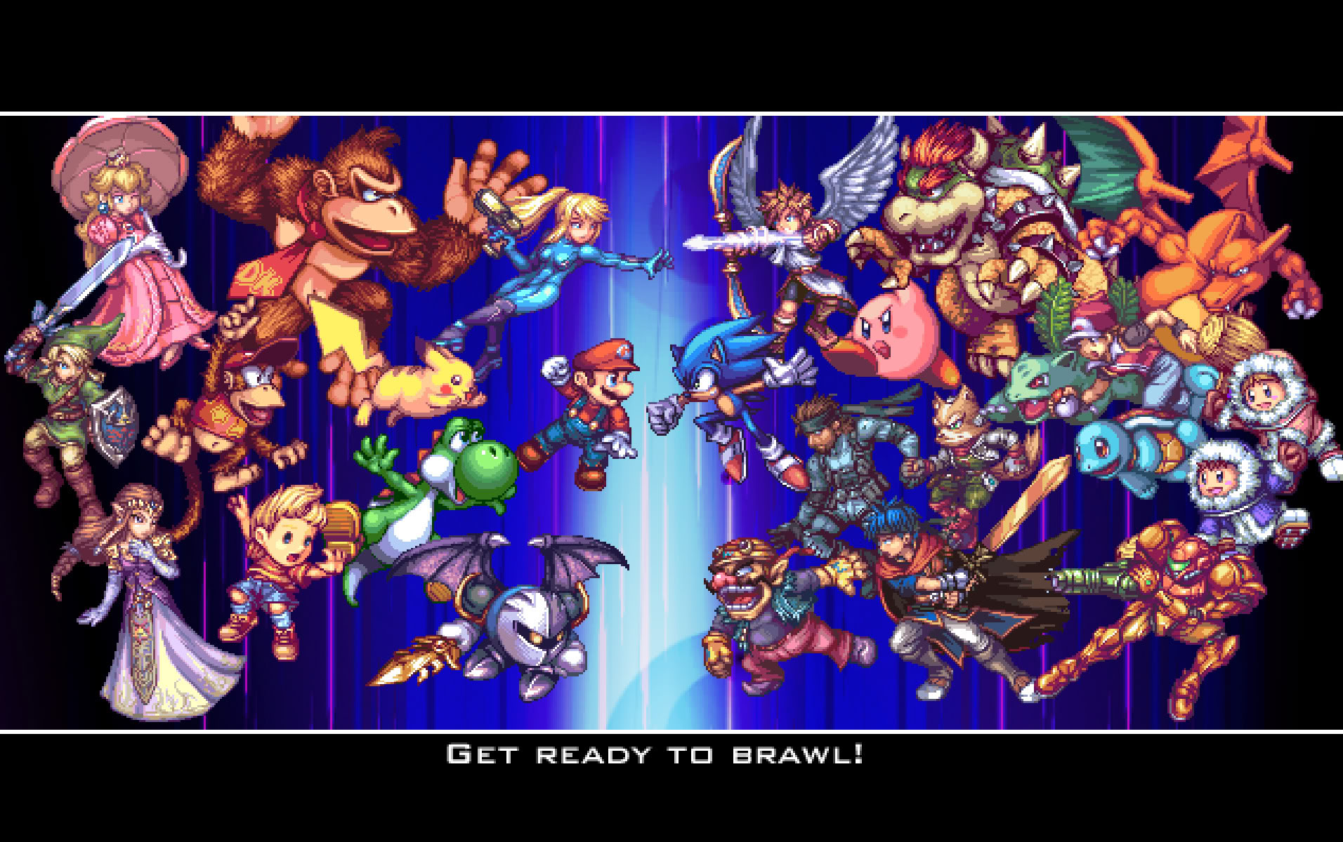 Super Smash Bros Brawl Wallpaper Posted By John Tremblay