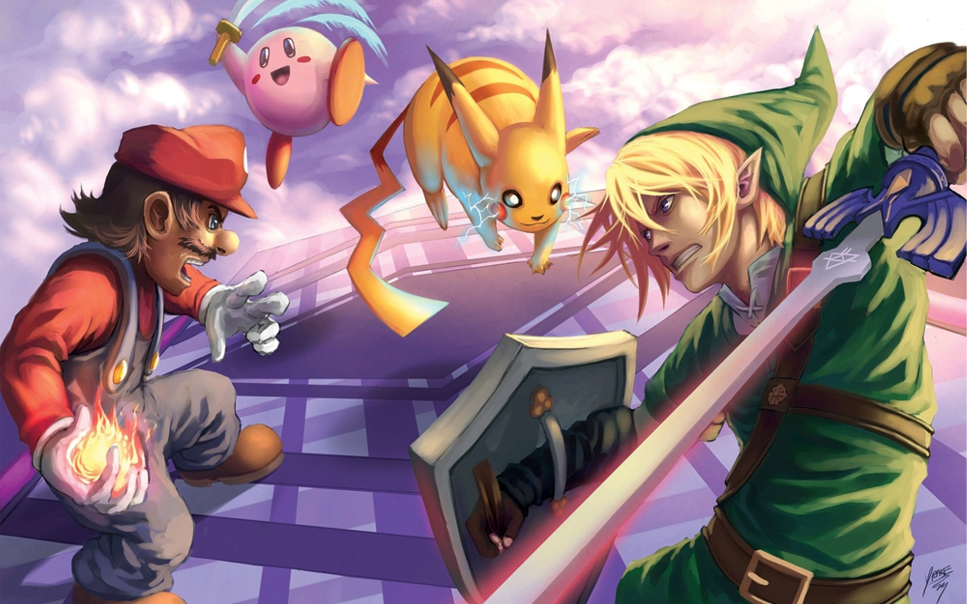Super Smash Bros Iphone Wallpaper Posted By Ryan Thompson