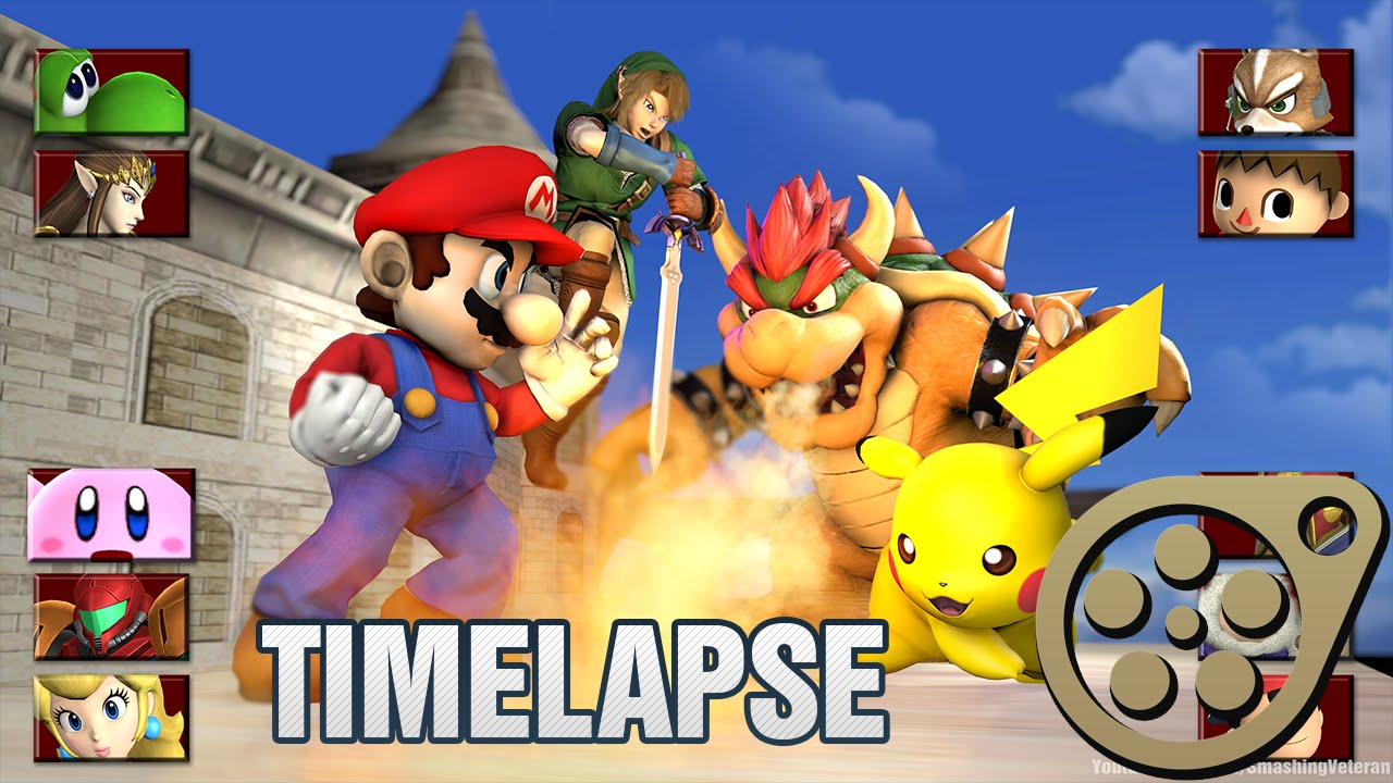 Super Smash Bros Melee Wallpapers Posted By Michelle Simpson
