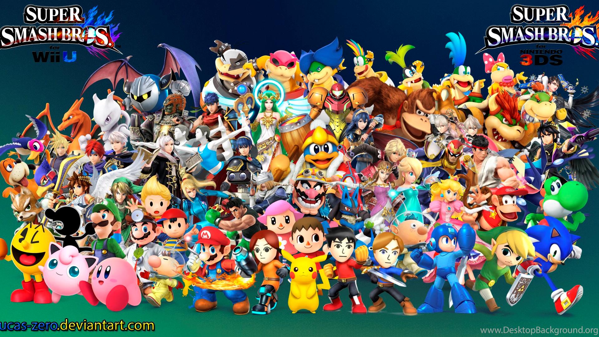 Super Smash Bros Phone Wallpaper Posted By Samantha Johnson