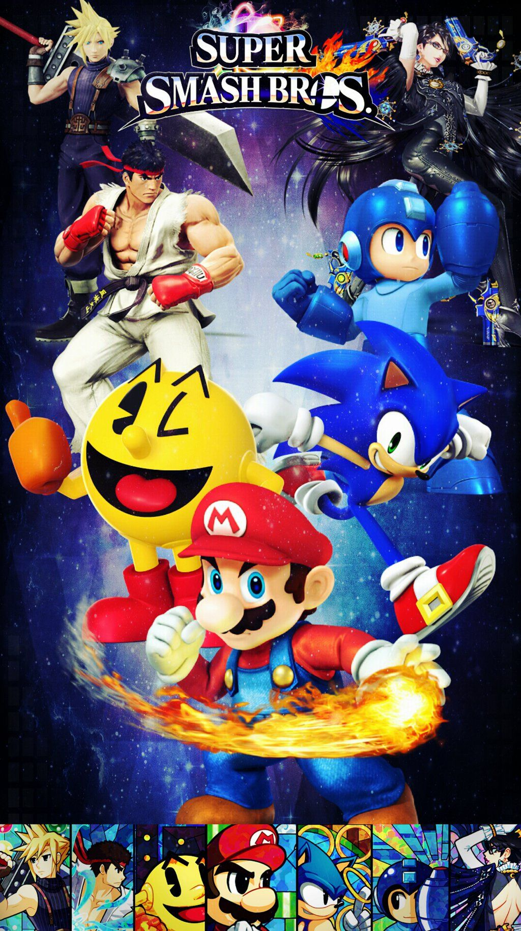 Super Smash Bros Wallpaper Phone Posted By John Cunningham