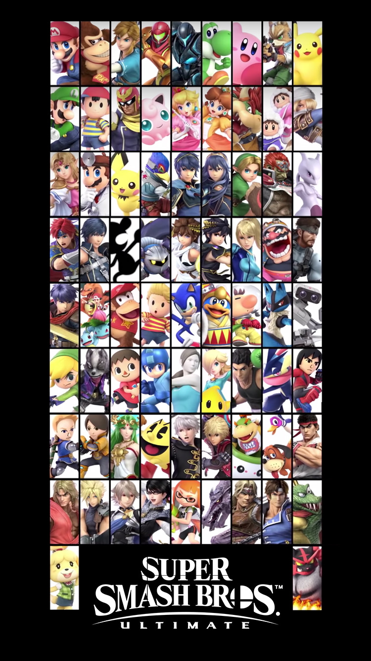 Super Smash Bros Wallpaper Phone Posted By Ethan Tremblay