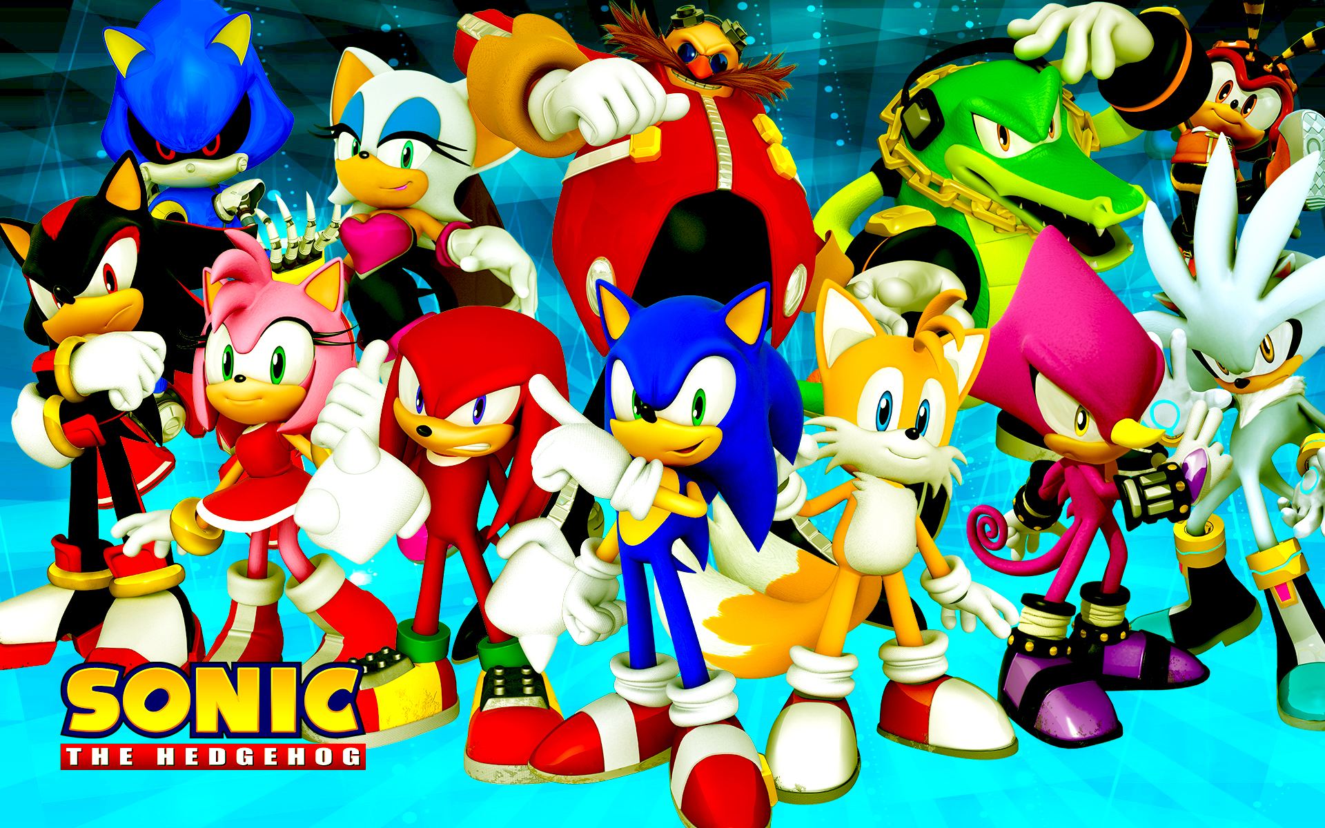 Super Sonic The Hedgehog Wallpapers Posted By Sarah Walker