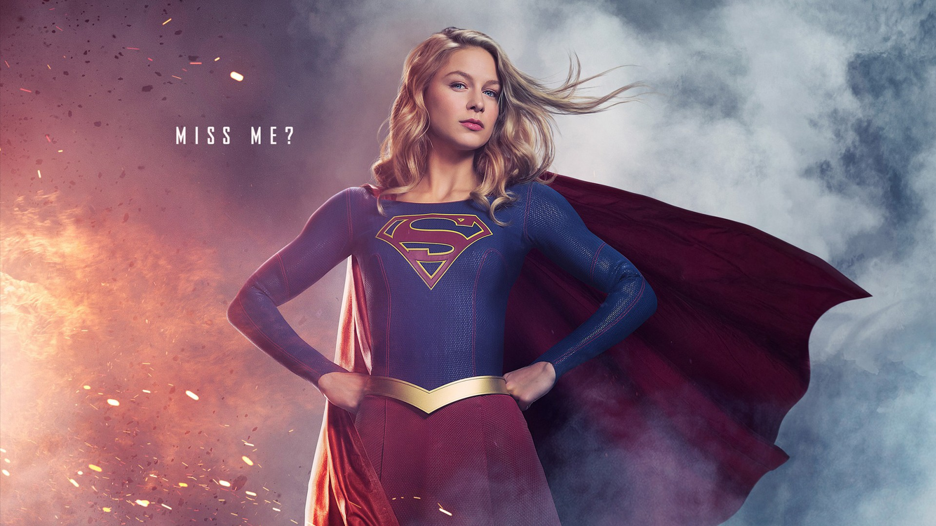 Supergirl Wallpaper Hd Posted By John Simpson