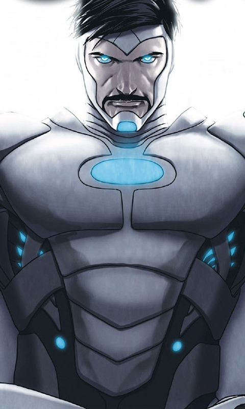 Superior Iron Man Wallpaper posted by John Thompson