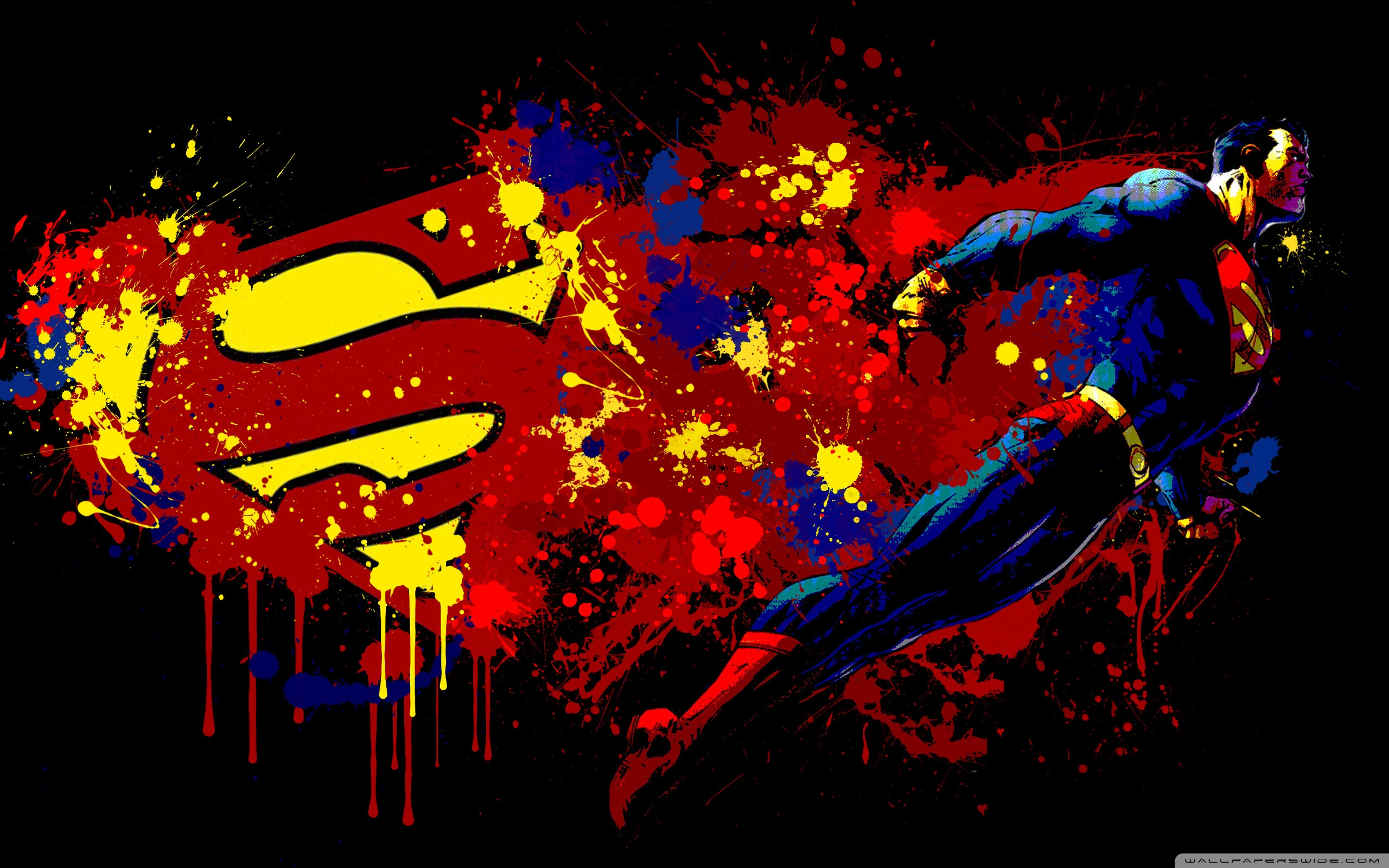 Superman Hd Wallpaper For Android Posted By John Peltier