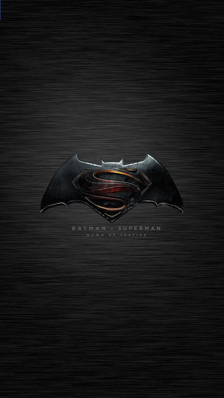 Superman Vs Batman Logo Wallpaper Posted By Samantha Sellers