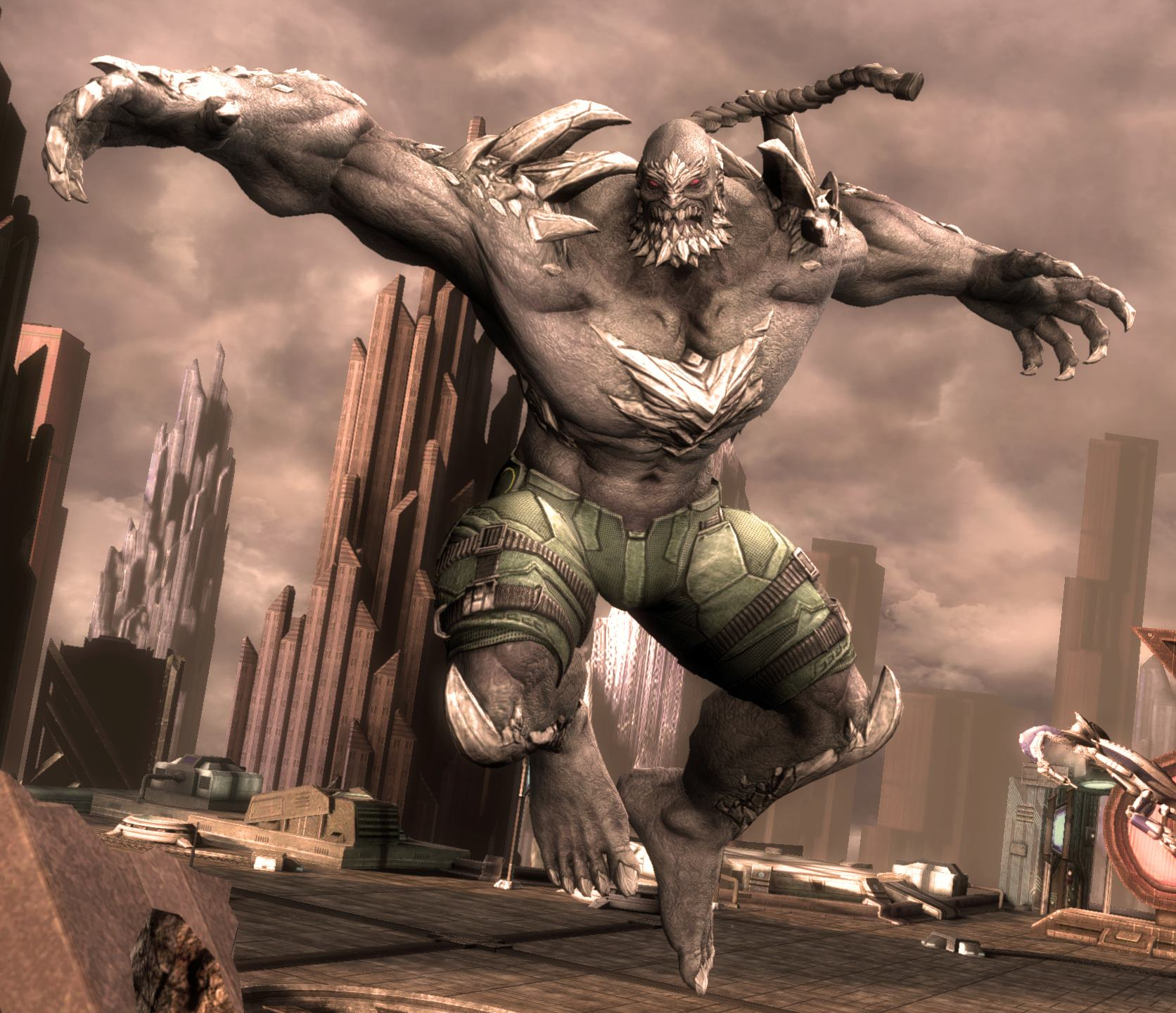 Superman Vs Doomsday Wallpaper Posted By Samantha Anderson