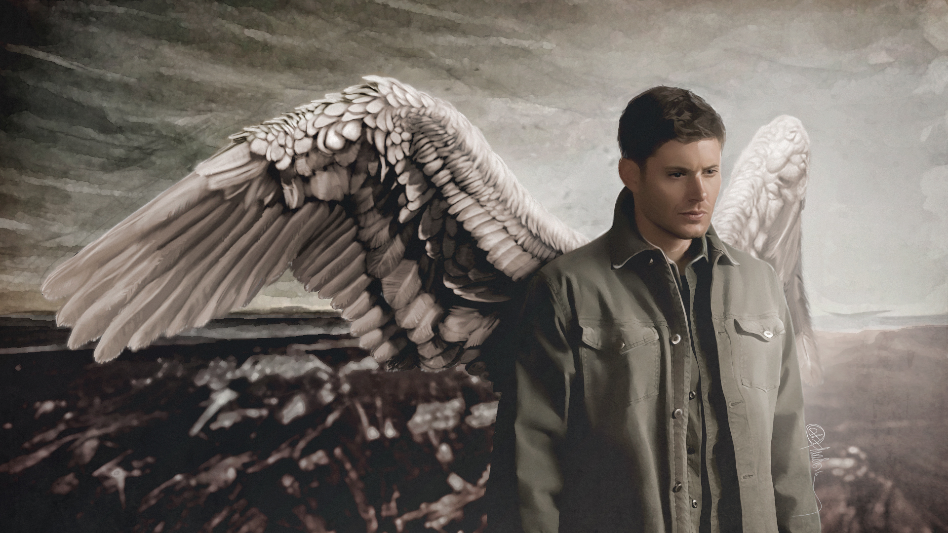 Supernatural Wallpaper Laptop Posted By Samantha Johnson