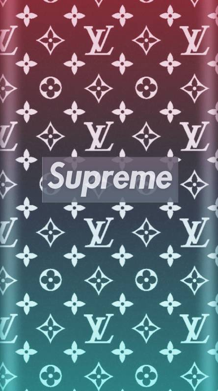 Supreme And Louis Vuitton Wallpaper Posted By Ethan Peltier