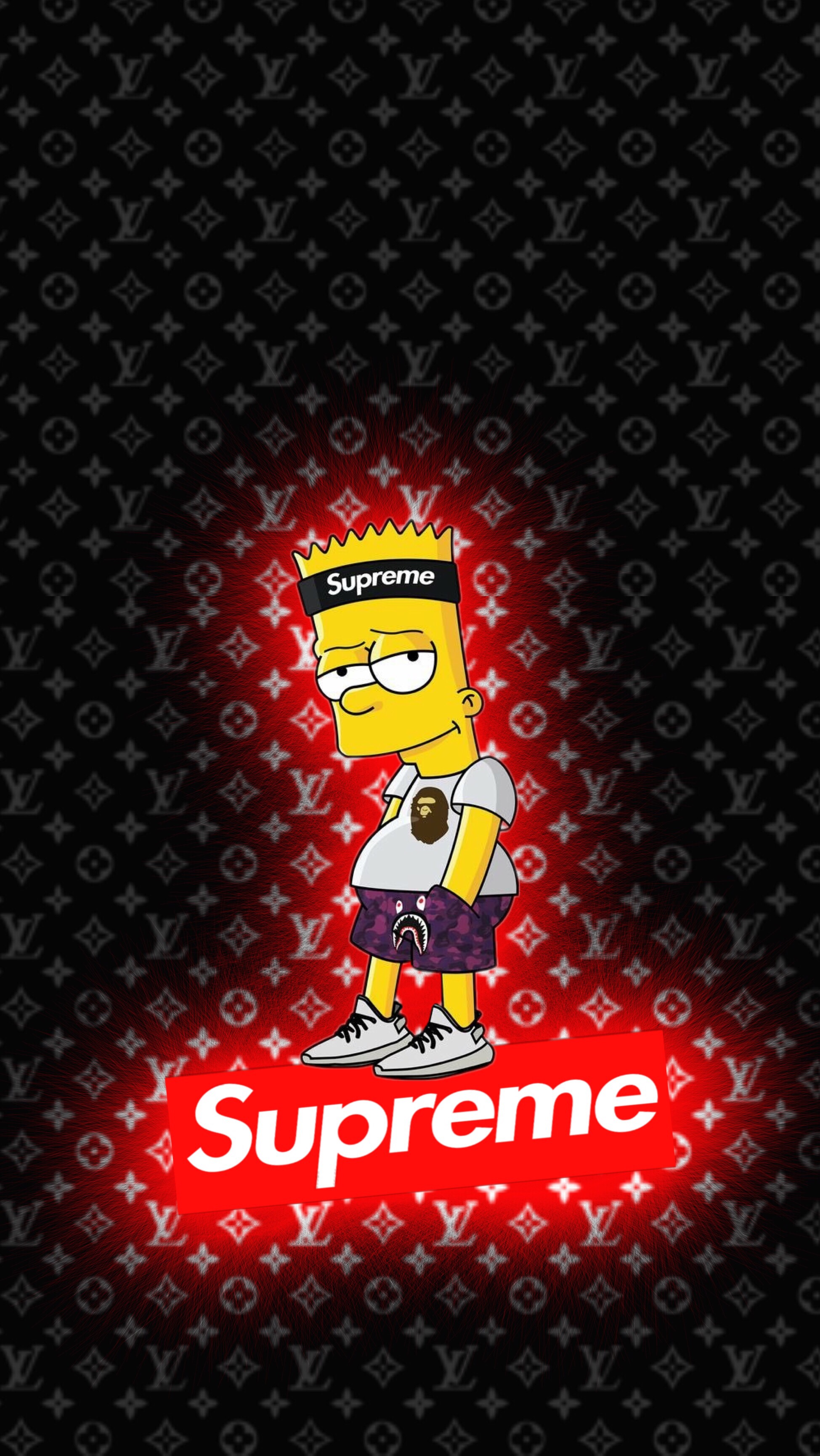 Supreme Bart Wallpapers Posted By John Simpson
