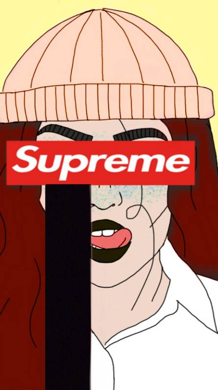 Supreme Cartoon Wallpapers Posted By Zoey Thompson