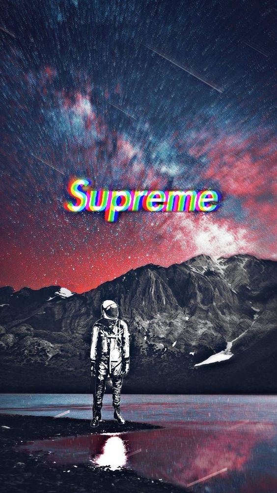 Supreme Iphone Wallpapers Posted By Zoey Cunningham