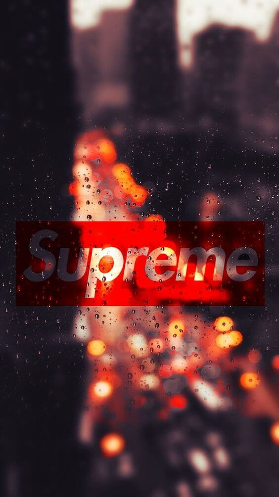 Supreme New York Iphone Wallpapers Posted By Christopher Sellers