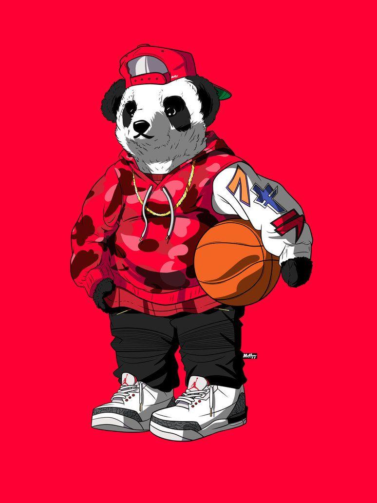 Supreme Panda Wallpapers Posted By Sarah Johnson