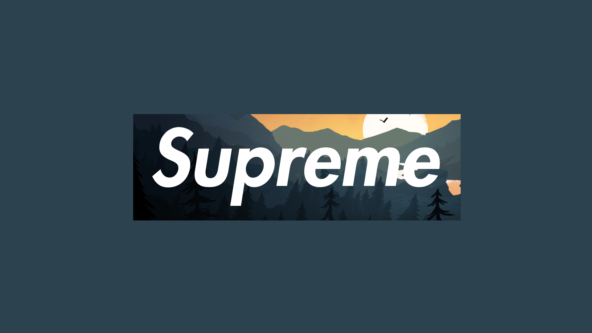 Supreme Pc Background Posted By John Cunningham