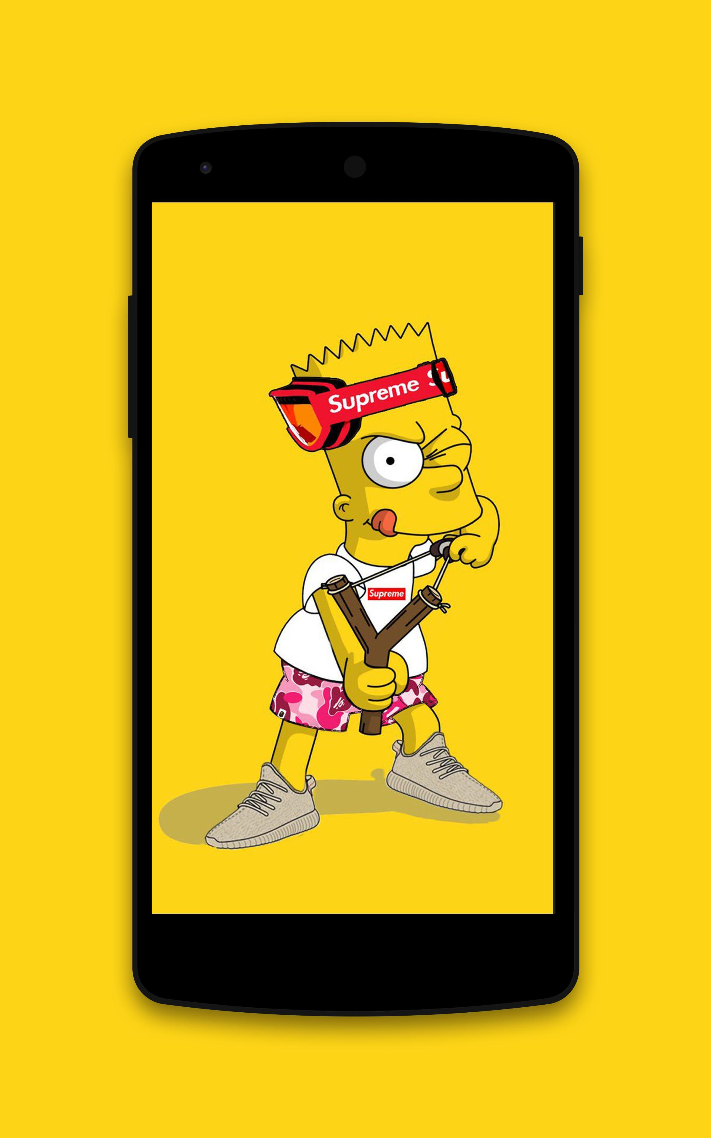 Supreme Simpsons Wallpapers Posted By Sarah Thompson