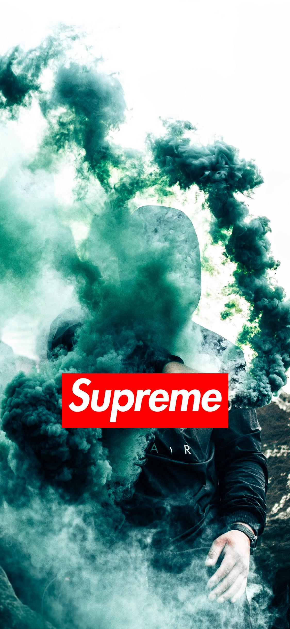 Supreme Wallpaper For Iphone Posted By Ryan Thompson