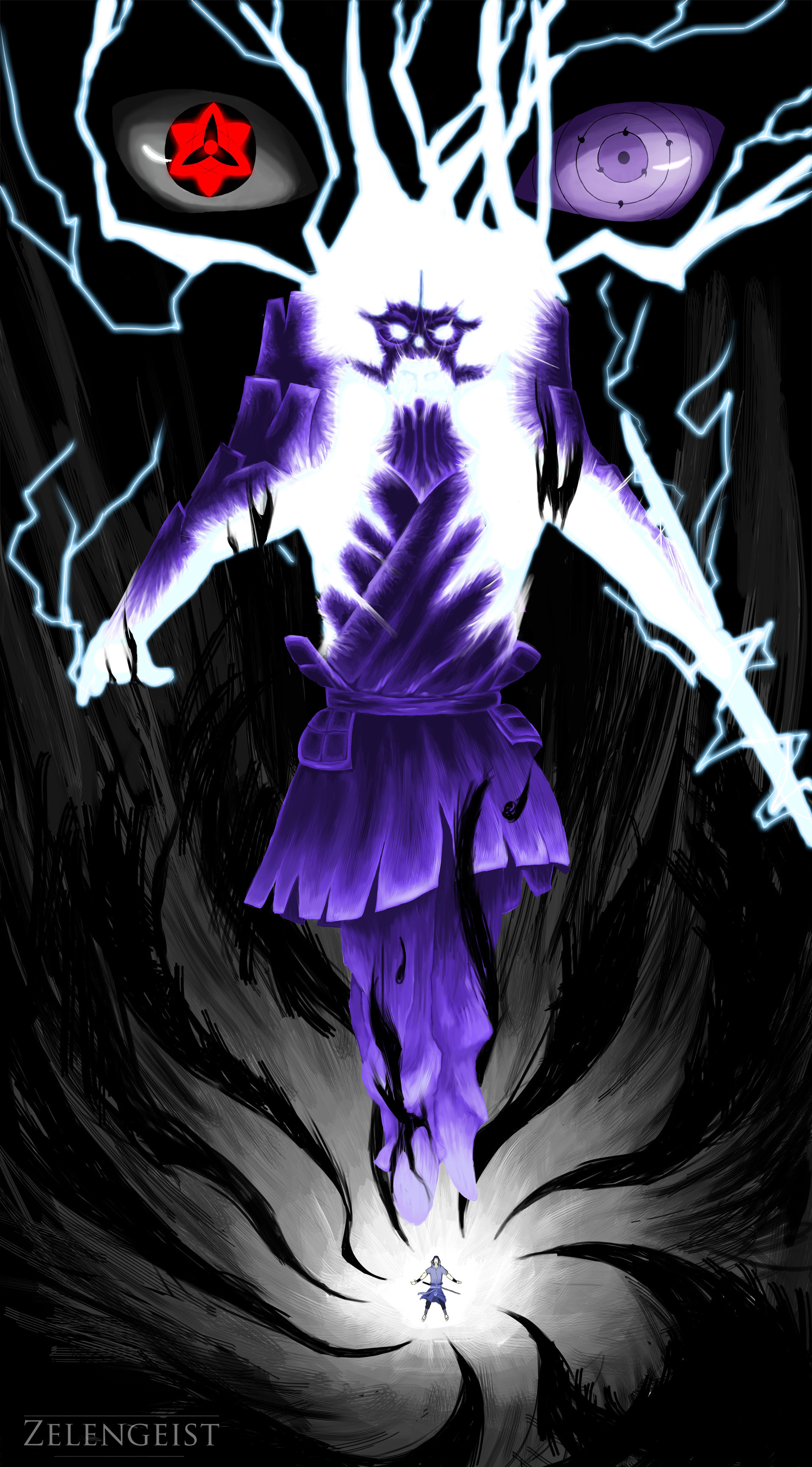 Susanoo Kyuubi Posted By Christopher Johnson