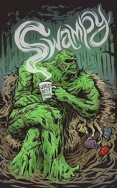 Swamp Thing Wallpapers Posted By Christopher Cunningham