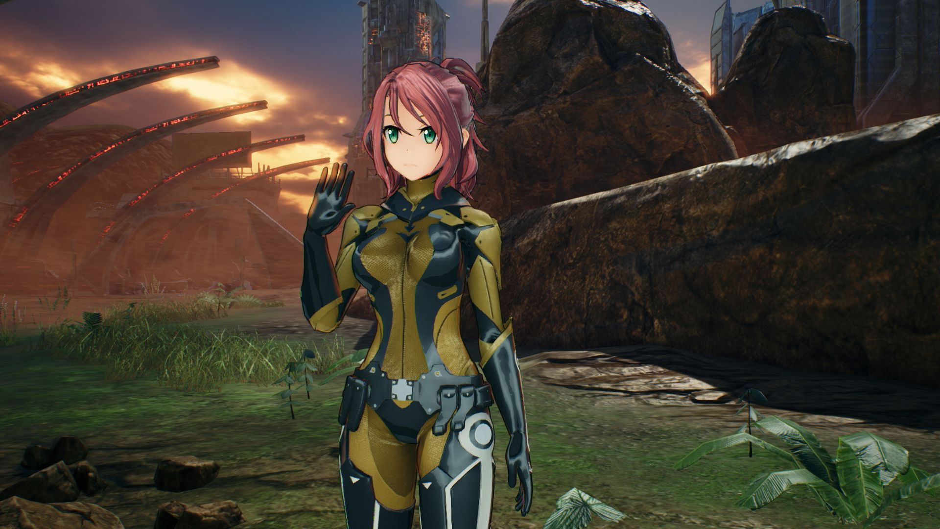 Sword Art Online Fatal Bullet Wallpapers Posted By Ryan Thompson