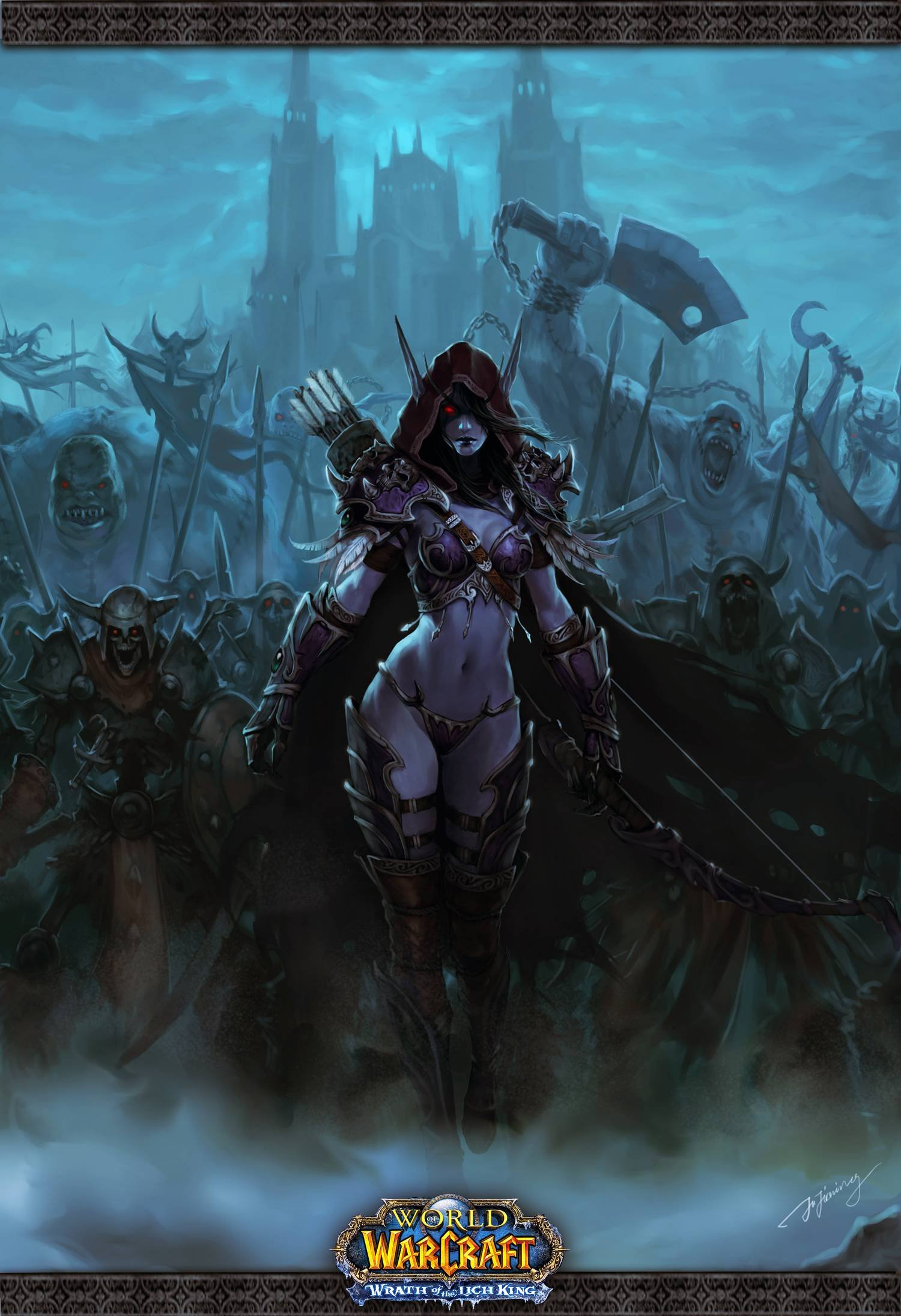 Sylvanas Wallpapers Posted By Michelle Peltier