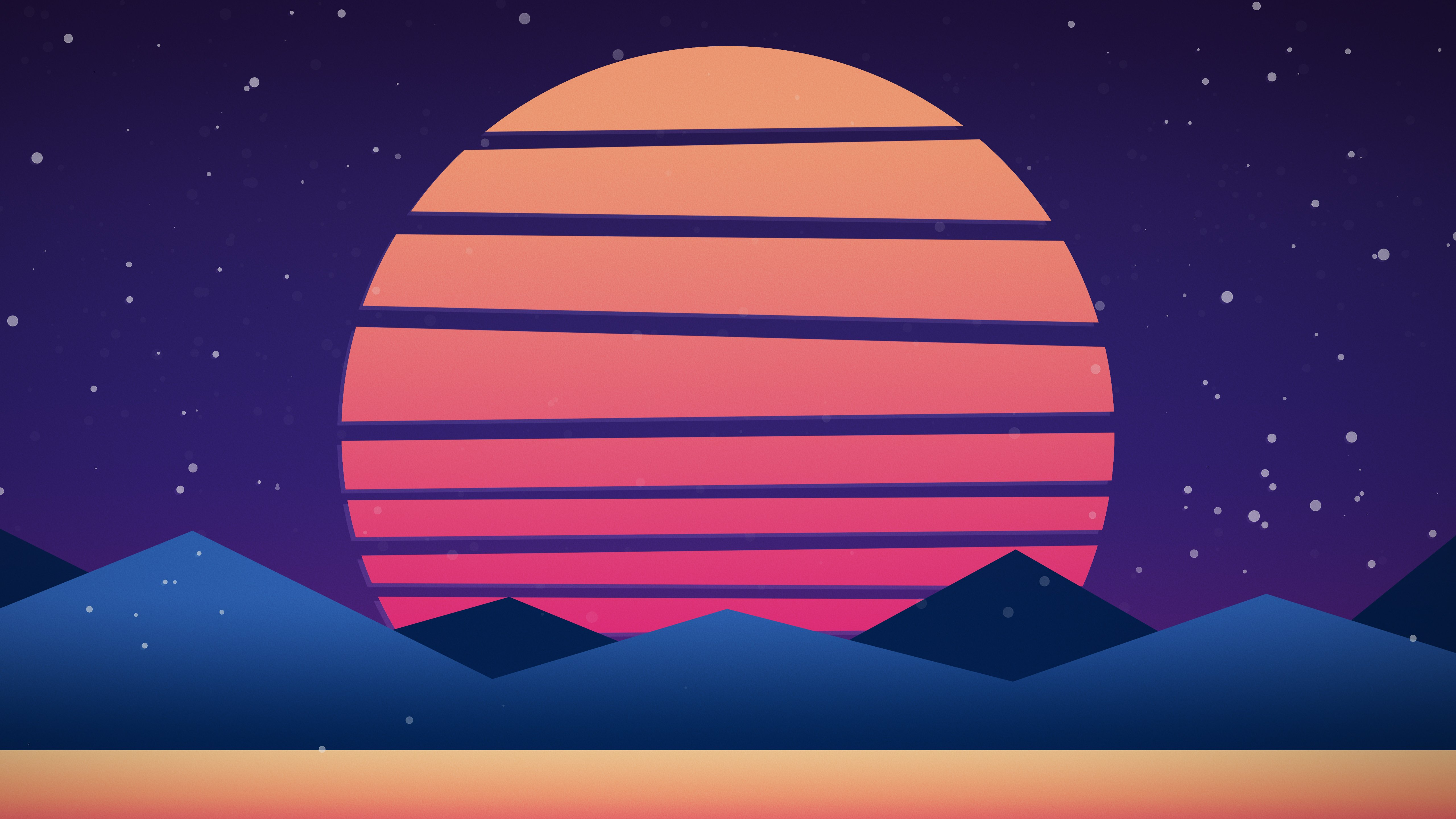 Synth Wallpaper Posted By Michelle Walker