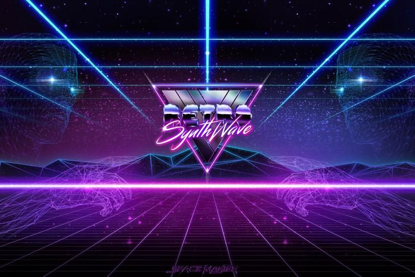 Synthwave Wallpaper 4k Posted By Ethan Cunningham