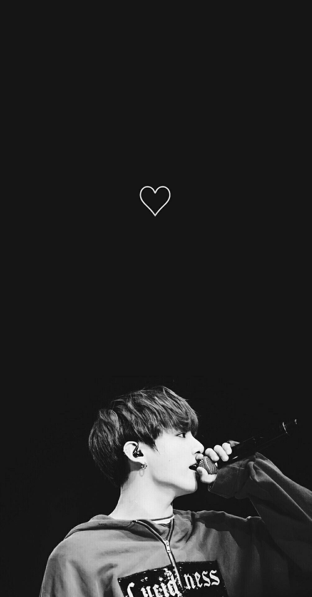 Bts Wallpaper Aesthetic Black Free Wallpaper HD Collection