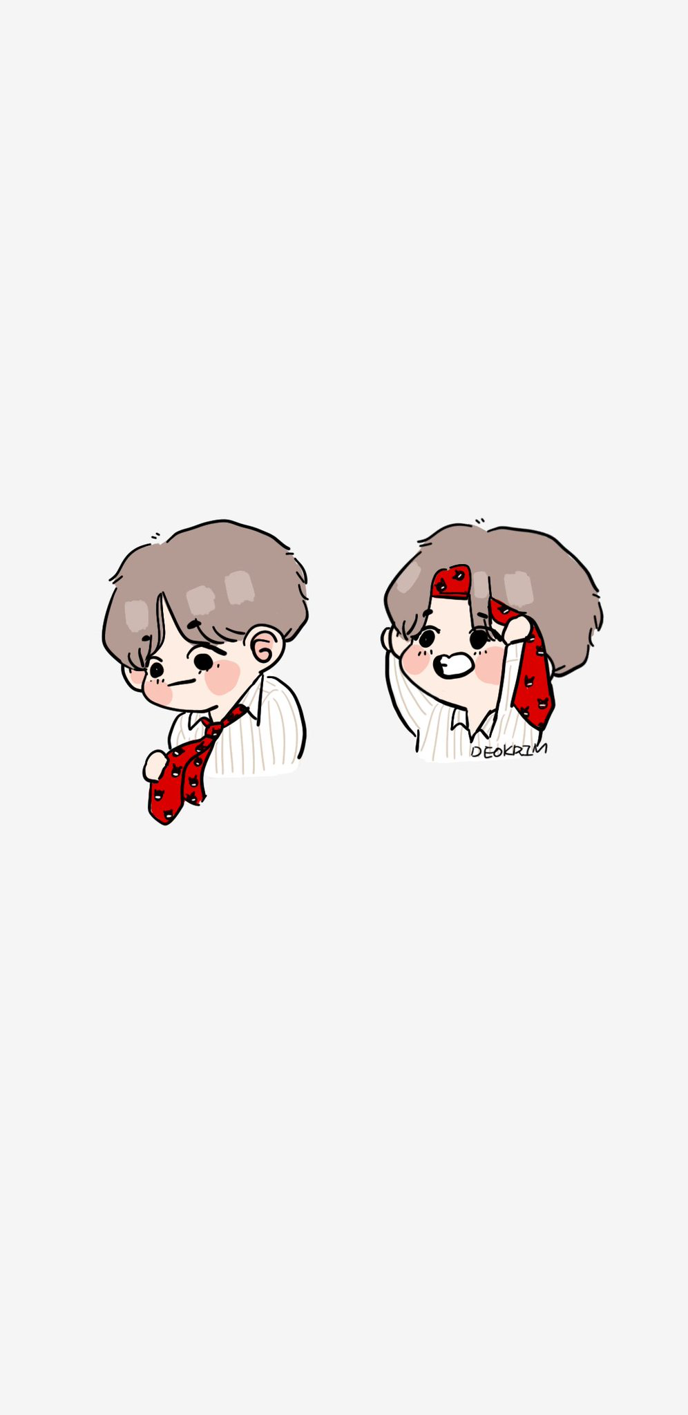 Pin by Remie Ong on BTS in 2019 Bts chibi, Taehyung fanart