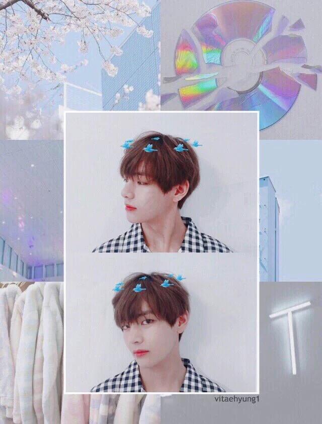 Taehyung Wallpaper Bts Taehyung Wallpaper Aesthetic