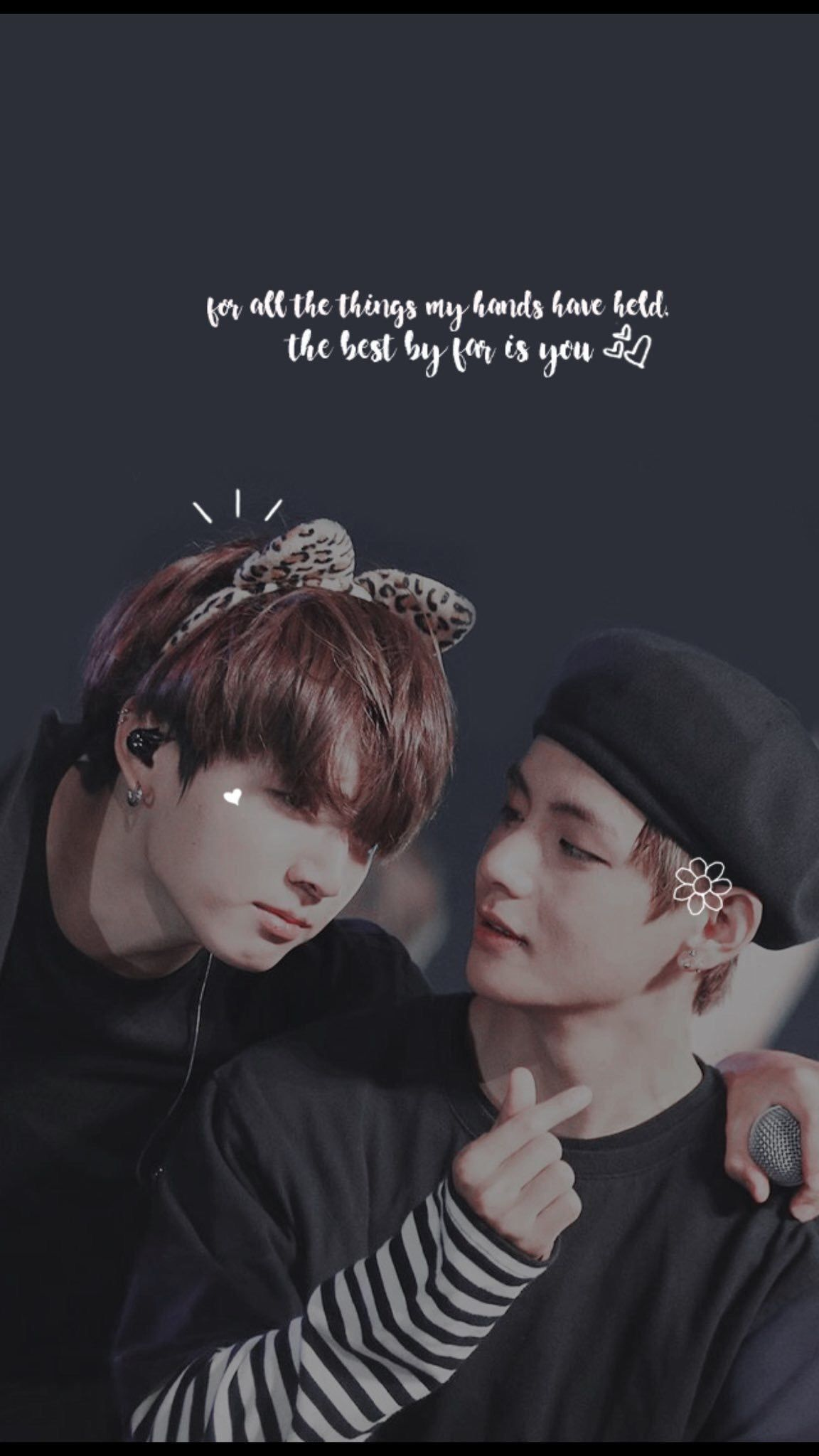 Pin by on Bts in 2019 Taekook, Bts wallpaper