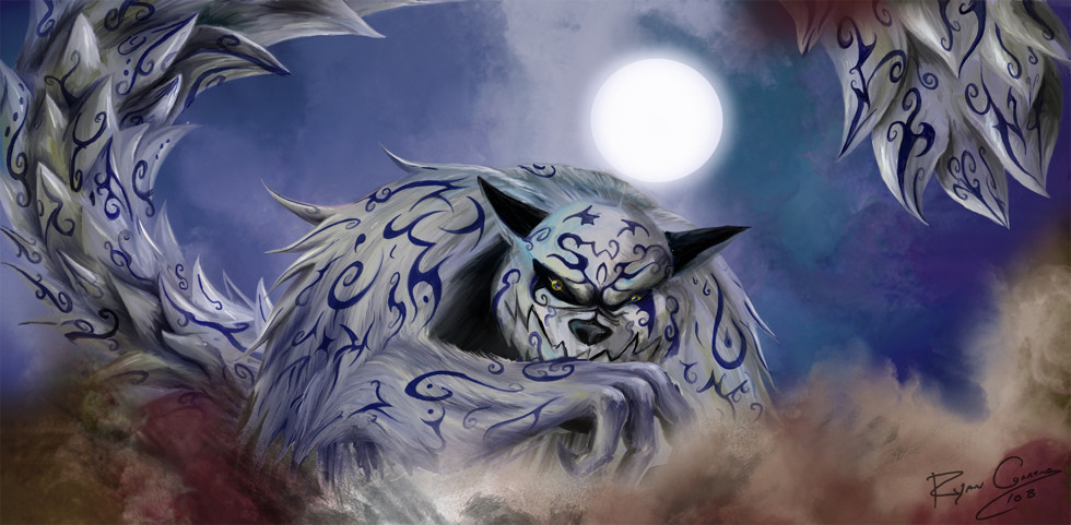 Tailed Beast Wallpaper Group 62+ , Download for free