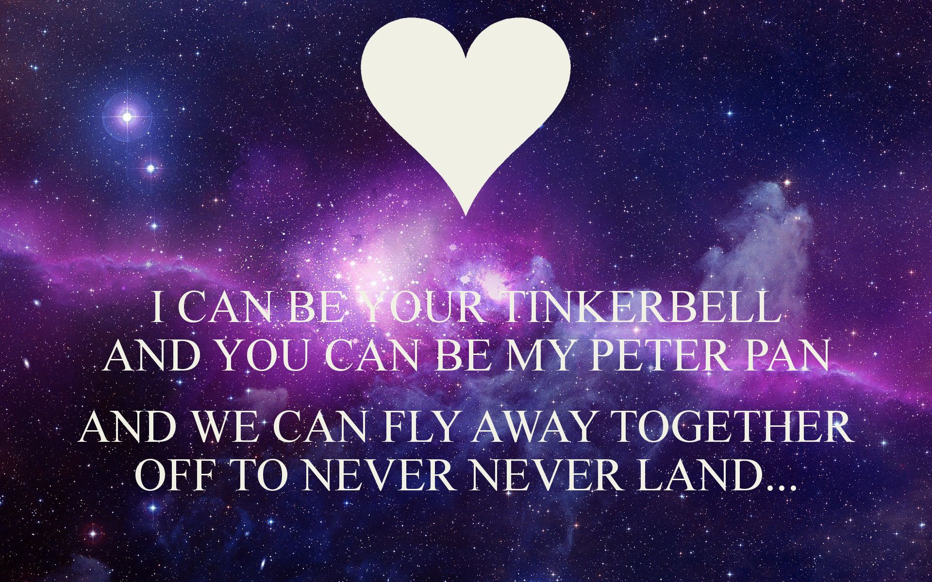 Take Me To Neverland Background Posted By John Simpson
